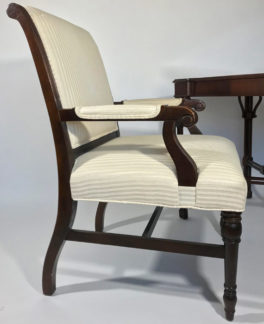 Drexel Heritage Desk Chair - side view