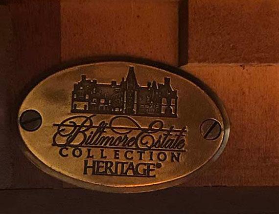 Drexel Heritage Plate