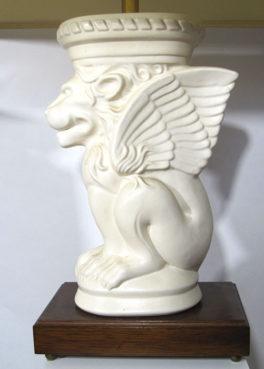 Gargoyle lamps