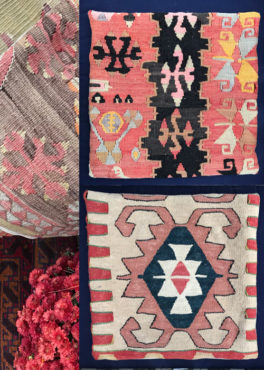 Vintage Kilim Pillows