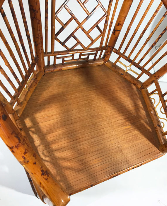Bamboo Chair - Seat