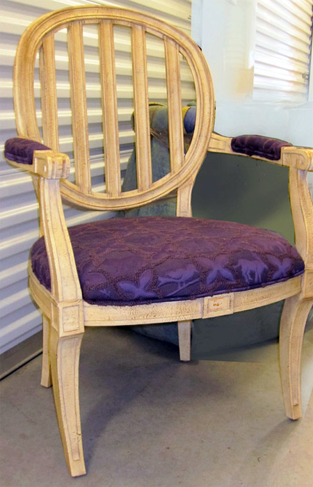 Vintage Drexel Heritage Dining Armchairs